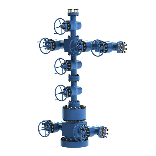 Wellhead Christmas Tree Diagram: Wellheads & Christmas Trees